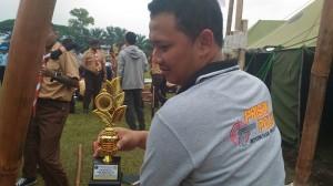 Rutan Klas 1 Tangerang  Juara